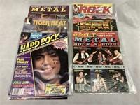 Classic Rock Vintage Magazines