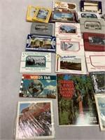 Souvenier Vintage Travel Booklets and More