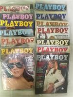 Playboy Vintage Magazines