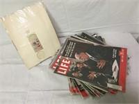 Life Vintage Magazine-Large Lot