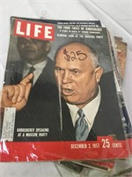 Life Magazine 1950s & 60s - Large Lot