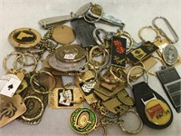 Las Vegas Vintage Key Chains and More