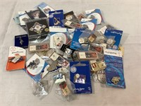 Olympic Vintage Pins - Large Lot
