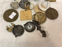 Vintage Keychains and More