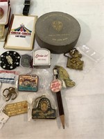 Vintage Men's Collectibles and More