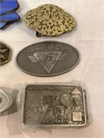 NV Power Company Belt Buckle and More