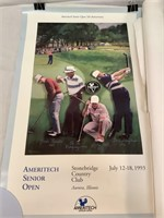 Vintage Golf and Other Sports Posters
