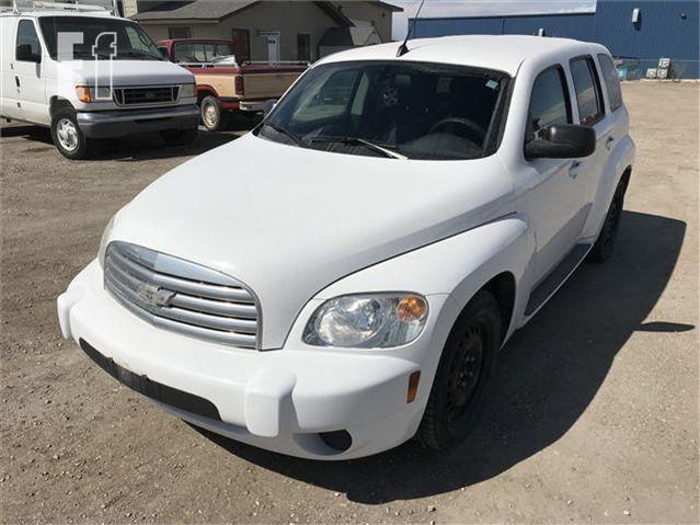 Equipmentfacts Com 2011 Chevrolet Hhr Ls Online Auctions