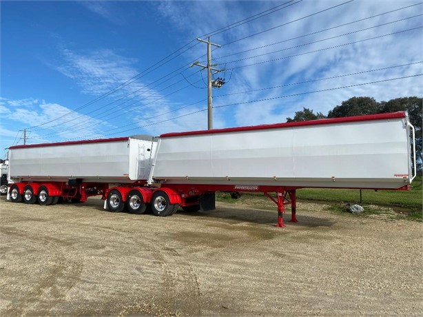 2021 FREIGHTMASTER B DOUBLE TIPPERS