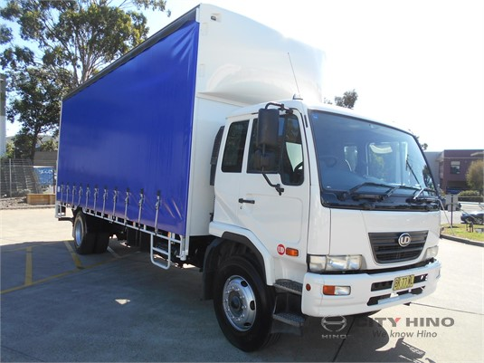 2010 UD PK City Hino - Trucks for Sale