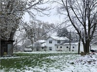 Ross Home and Farm 32.01+/- Acres
