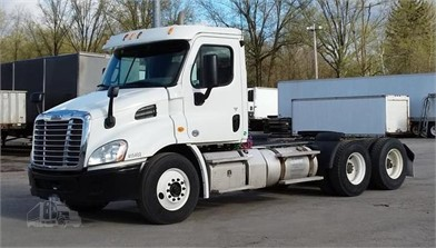 Freightliner Trucks For Sale In Ohio 1221 Listings Truckpaper