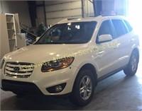 2011 Hyundai Santa FE GL AWD  SUV