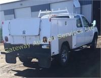 2012 GMC Sierra 2500 Crew Cab 2WD Truck
