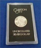 1882 C.c. Morgan Dollar Government Package
