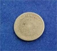 1966 & 1968 Shield Nickels