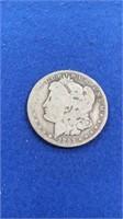 1893 Rare Morgan Dollar