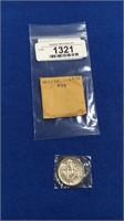 1938 Us Commemorative Half Dollar