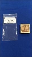 1670-1970 Sc Tri Centennial Medal