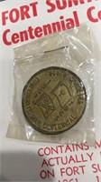 1861-1865 Centennial Coin