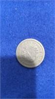 1883,1888,1894,1896 Liberty Head Nickels