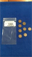 1902 & 1905 Indian Head Cents