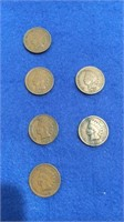 1907-1909 Indian Head Cents