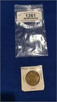1961-1965 South Carolina Medallion