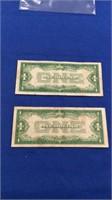 1928 $1 Silver Certificate