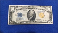 1934-a $10 Silver Certificate