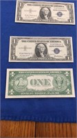 1935-f Series $1 Silver Certificates