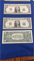 1969 A Series Federal Reserve Notes