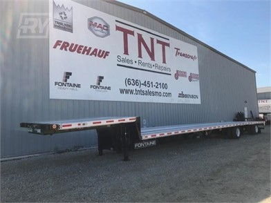 Drop Deck Trailers For Rent 697 Listings Rentalyard Com Page 1 Of 28