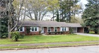 1427 Hilltop Drive, Anderson, SC - Real Estate Auction