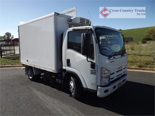 2011 Isuzu NNR 200 Cross Country Trucks Pty Ltd - Trucks for Sale