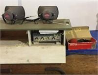 Vintage PA System