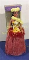 Performing Hula Doll
