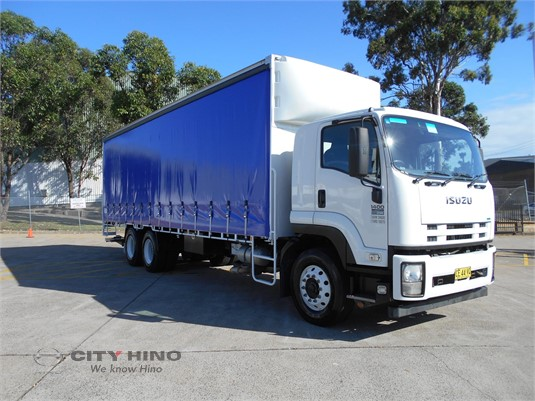 2015 Isuzu FVL 1400 City Hino - Trucks for Sale