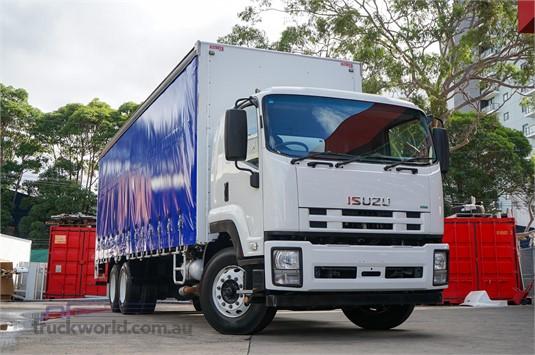 2012 Isuzu FVM Suttons Trucks - Trucks for Sale