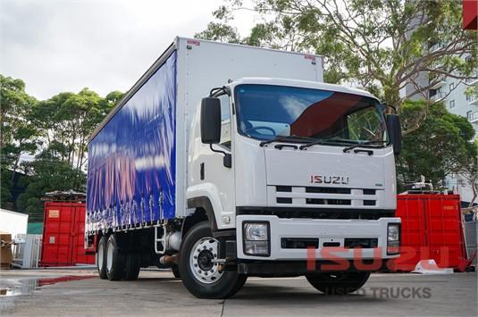 2012 Isuzu FVM Used Isuzu Trucks - Trucks for Sale