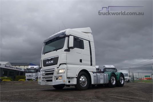 2015 MAN TGX26.540 - Trucks for Sale