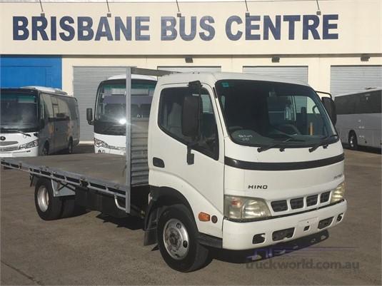2006 Hino Dutro 300 - Trucks for Sale