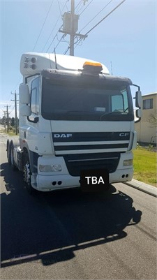 2013 DAF CF85 - Trucks for Sale