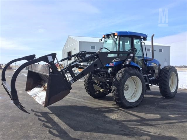 2011 New Holland Tv6070 For Sale In Rocky View County Alberta Canada Marketbook Ca