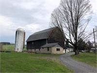 Vintage Bank Barn