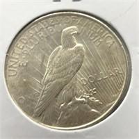 1923 PEACE DOLLAR CHOICE BU
