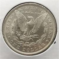 1880 MORGAN DOLLAR CHOICE BU