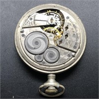 ELGIN POCKET WATCH  WORKING