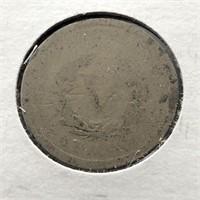 1892 V NICKEL  G