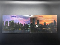 2008 MINT SET P D MINTS
